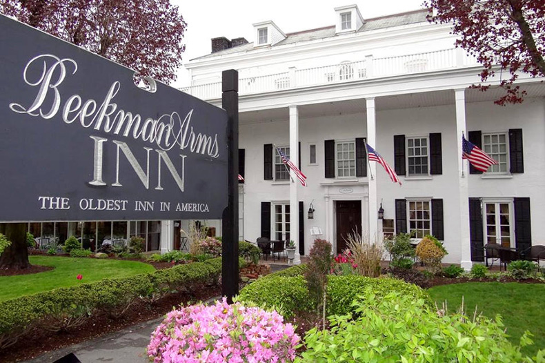 The Beekman Arms and Delamater Inn