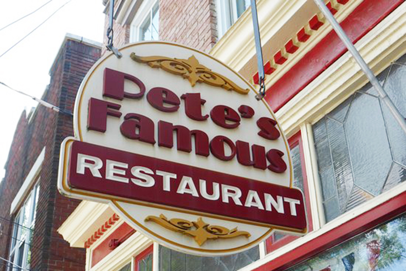 Pete's Famous Restaurant – Enjoy Rhinebeck