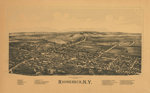 learn about rhinebeck u0026 39 s history